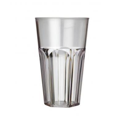 60 PLASTIC COCKTAILGLAZEN 34cl (PC) Onbreekbaar Eco Budget Reeks
