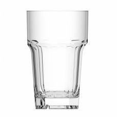 60x Plastic Bierglazen 30cl Onbreekbaar Eco