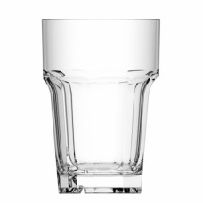 24x Hard Plastic Bierglazen 35cl Onbreekbaar Eco