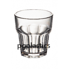 PLASTIC CAIPIGLAS 25cl Heavy (PC) Onbreekbaar BAR Roltex - 50 st/ds
