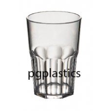 PLASTIC CAIPIGLAS 43cl Heavy (PC) Onbreekbaar BAR Roltex - 50 st/ds