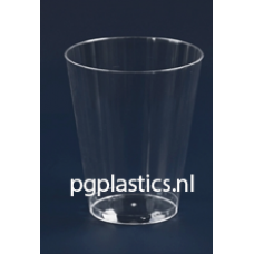 PLASTIC DRINKGLAS 0.33L (PS) - 500 st/ds