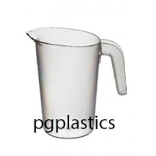 PLASTIC KARAF / PITCHER 0.5L (PC) Onbreekbaar FROST Roltex - 40 st/ds