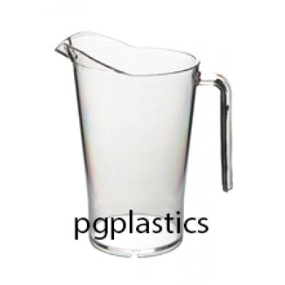 PLASTIC KARAF - PITCHER 1,9L (SAN) Roltex - 12 st/ds