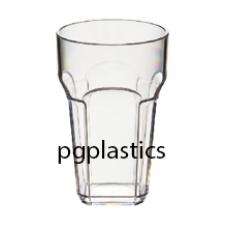 PLASTIC MOJITOGLAS 35cl (PC) Onbreekbaar BAR Roltex - 50 st/ds