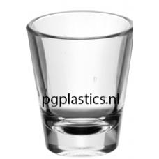 PLASTIC SHOTGLAS 45ml (PC) Onbreekbaar Tao Roltex - 50 st/ds