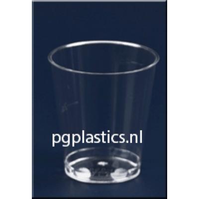 3000x Plastic Shotglaasjes 3cl