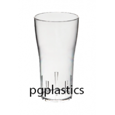 PLASTIC TULIP 40cl (PC) Onbreekbaar SMART Roltex - 104 st/ds